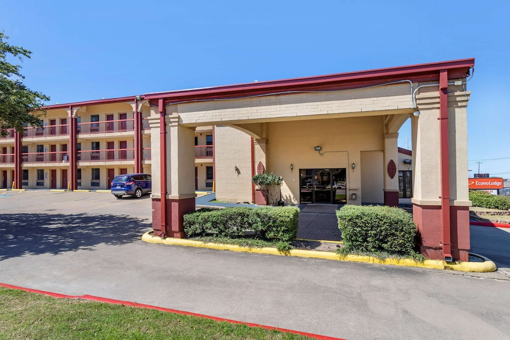 Econo Lodge College Station University Area