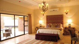 The Victoria Falls Deluxe Suites