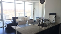 Square One Luxury Furnished Suite