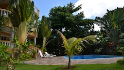 Villa, 4 Bedrooms, Private Pool, Tropical Garden, Ocean View