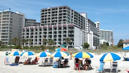 Units at Grande Shores by Elliott Beach Rentals