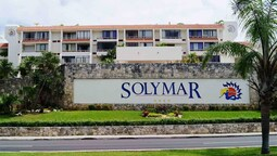 Apartment Solymar Cancun Beach