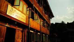 Dragon's Den Hostel in Longji Rice Terraces