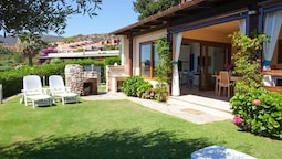 Villa Erika Is Molas mare golf