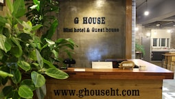 G HOUSE Mini Hotel & Guest House - Hostel