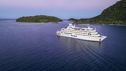 Captain Cook Cruises, Fiji's Cruise line - All inclusive & Departs mos