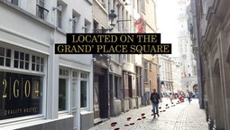 2GO4 Quality Hostel Grand Place