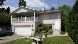 Beach Access Kelowna Rental Home Upper Unit by KVR