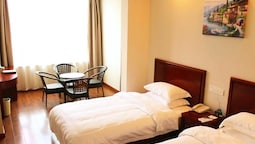 Greentree Inn Zhonggang City Express Hotel