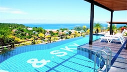 Sea & Sky Karon 2 bedrooms Apartment Sea View with SPA bath