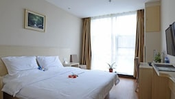 GreenTree Alliance Suzhou Zhangjiagang Huachang Road Bus Station Hotel