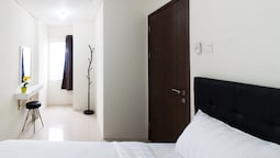 2 Bedrooms Apartment with Ancol Sea View By Travelio