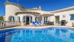 Solhabitat Cumbre del Sol 1 - Villa for 8 People in Moraira