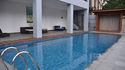 Cempaka 4 Villa Dago Private Pool