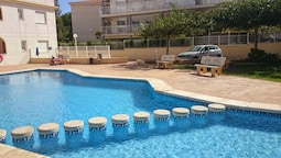 Apartment With 2 Rooms in Alcossebre, With Private Pool and Enclosed G