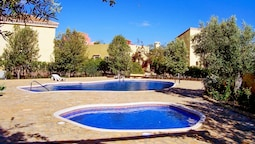 Villa With 3 Bedrooms in Cuevas del Almanzora Las Cunas, With Shared P