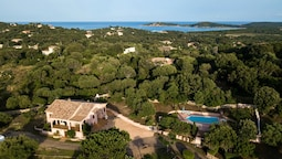 Villa With 3 Bedrooms in Ste Lucie de Porto Vecchio, With Wonderful Mo