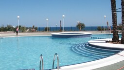 Apartment With 2 Bedrooms in Alicante, With Wonderful sea View, Pool A