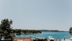 Apartment With one Bedroom in Trogir, With Wonderful sea View, Furnish