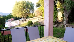 Villa With one Bedroom in Ste Lucie de Porte Vecchio, With Wonderful M
