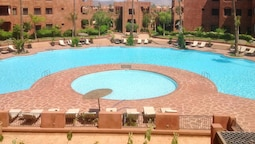 Apartment With 2 Bedrooms in Marrakech, With Shared Pool, Enclosed Gar