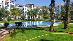 Apartment With 2 Bedrooms in Agadir, With Pool Access and Furnished Ga