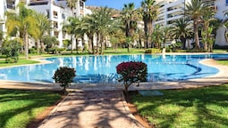 Apartment With 2 Bedrooms in Agadir, With Shared Pool and Furnished Ga
