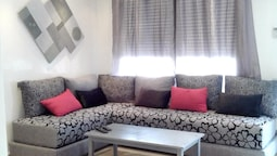 Apartment With one Bedroom in Casablanca, With Wonderful City View and