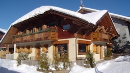 Apartment With 4 Bedrooms in Morzine, With Wonderful Mountain View, Te