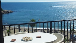 Apartment With 3 Bedrooms in Fuengirola, With Wonderful sea View, Furn