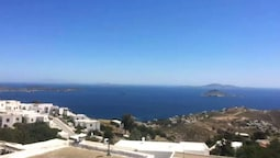 House With 4 Bedrooms in Patmos, With Wonderful sea View, Terrace and