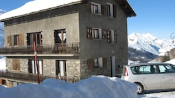 Apartment With one Bedroom in Les Ménuires, With Wonderful Mountain Vi
