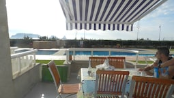Apartment With one Bedroom in L'estartit, With Wonderful sea View, Poo