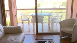 Apartment With 2 Bedrooms in Antibes, With Wonderful City View, Furnis