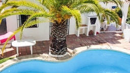 Villa With 3 Bedrooms in Nerja, With Wonderful sea View, Private Pool
