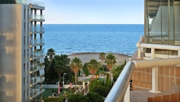 Apartment With 3 Bedrooms in Orpesa, With Wonderful sea View, Shared P