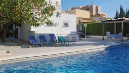 Villa With 4 Bedrooms in Orihuela Costa, With Wonderful sea View, Priv