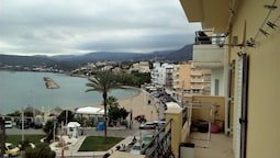 Apartment With one Room in Ag. Nikolaos, With Wonderful sea View, Furn