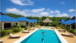 House With 3 Bedrooms in Phuket, With Shared Pool, Enclosed Garden and