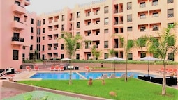 Apartment With one Bedroom in Marrakech, With Shared Pool, Terrace and