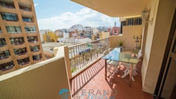 Apartment With 3 Bedrooms in Fuengirola, With Wonderful City View, Fur