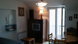 Apartment With one Bedroom in Biarritz, With Wonderful City View, Furn