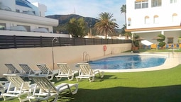 Apartment With one Bedroom in Cádiz, With Pool Access, Furnished Terra