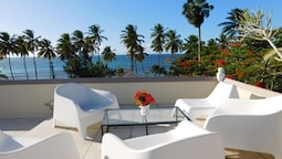 Apartment With 2 Bedrooms in Las Terrenas, With Wonderful sea View, En