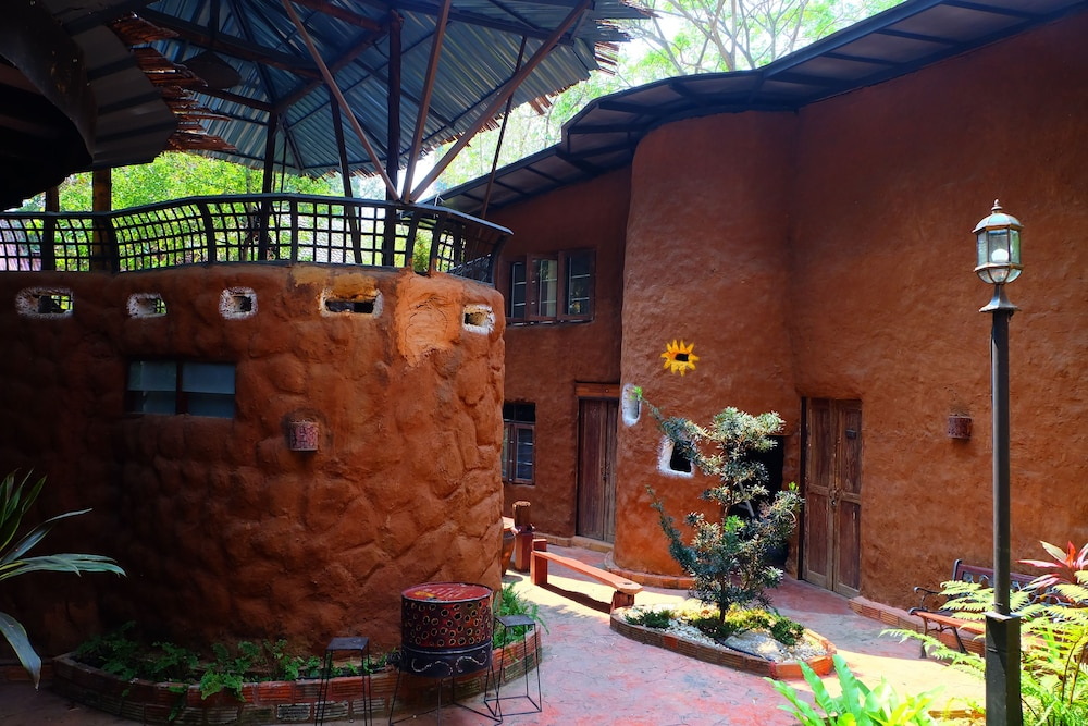Chiang Mai Unique Mud Houses