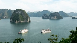Halong Majestic Legend Cruise