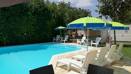 Villa With 2 Bedrooms in Conservatore, With Pool Access, Furnished Gar