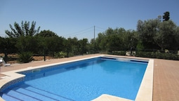 Villa With 4 Bedrooms in Silves, With Wonderful Mountain View, Private