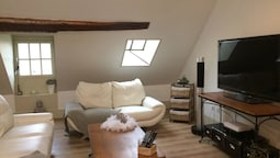 Apartment With one Bedroom in Dijon, With Wonderful City View and Wifi