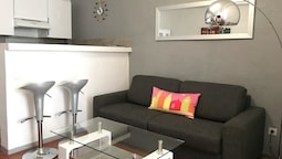 Apartment With one Bedroom in Cannes, With Wifi - 800 m From the Beach